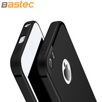 iPhone 5/5s/5 SE - Bastec Case Silicone Casing TPU Cases Soft Silikon