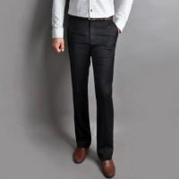 Jual Celana Kantor Slimfit Bahan Pria / Panjang Kerja Slim fit Murah