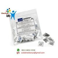 HACH 2105669 DPD Total Chlorine Reagent Powder Pillows, 10 mL, pk/100