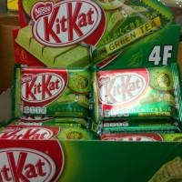 Jual Kitkat green tea Murah