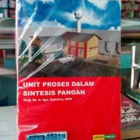 BUKU UNIT PROSES DALAM SINTESIS PANGAN,Suharto,UNPAR Press,bl