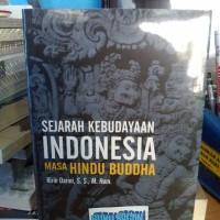 BUKU MURAH SEJARAH KEBUDAYAAN INDONESIA MASA HINDU BUDHA OMBAK ag