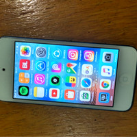 ipod touch 6th 16gb second bekas icloud aman murah aja