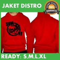 Jaket Sum 41 Versi 5 JKT-JSM05 - Hoodie Sweater Jumper