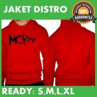 Jaket My Chemical Romance 7 JKT-JMR07 - Hoodie Sweater Jumper
