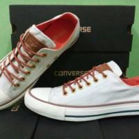 Sepatu Sneakers Casual Wanita Converse Allstar Classic Pendek Premium