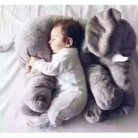 Jual Boneka Gajah Ikea | Boneka Tidur Baby Anak Kecil | Bantal Gajah Empuk Murah