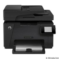 Printer Laser Hp M177FW Colour Laserjet Pro-colour, AIO, Fax, WiFi