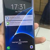 Samsung S7 edge second mulus garansi sein