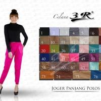 Jual Celana Joger Panjang 3R size XXL XXXL Murah