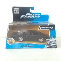 Jada Diecast 1:32 Fast And Furious Dominic Toretto Dodge Charger