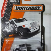 Matchbox International MXT MVA Ori Segel