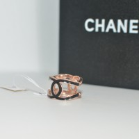 cincin stainless chanel replika branded fashion - Favorit