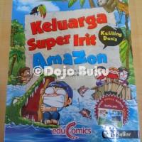 Keluarga Super Irit Keliling Dunia : Amazon (Kwon-chan-ho)