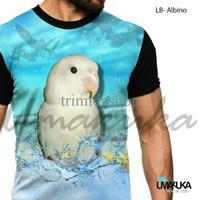 Jual Kaos Full Print Premium Umakuka - LB ALBINO