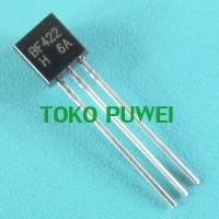BF422 F422 TO-92 NPN 250V 0.1A High Voltage Transistor BC92