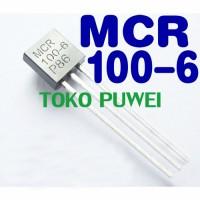 SCR MCR100-6 MCR 100-6 MCR100 0.8A 400V SCR IC BD02