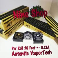 Khantal A1 Wire 30Feet By Vaportech Autentic USA 100% (Peroll)
