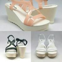 Jelly shoes wedges sofiya 074-1