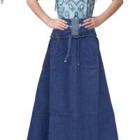 rok jeans anak RA149