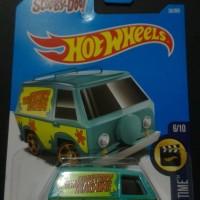 Hot Wheels The Mystery Machine Scooby-Doo