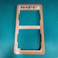 MOLD CETAKAN LCD SAMSUNG N920 GALAXY NOTE 5 ORANGE