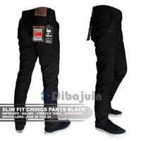 CASUAL celana panjang pria bahan cino