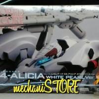 Armored Core Rayleonard 04 Alicia White Pearl Kotobukiya