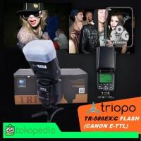 Lampu Flash External Triopo TR-586EX-C (Canon E-TTL)