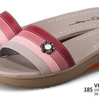 Harga sandal wanita sandal wedges sandal pesta casual gaya everflow | antitipu.com