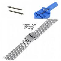 SAMSUNG GEAR S3 & Moto 360 & Zenwatch & Lg Urbane steel strap