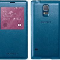 ORIGINAL SAMSUNG S View Cover Galaxy S5 -Blue