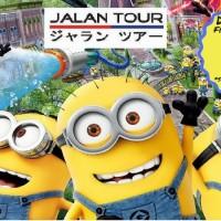 Jual 1D Paspport Universal Studio Japan (Studios, Jepang) USJ [DEWASA] Murah