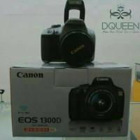 Canon EOS 1300D KIT 18-55 MM F/3 5-5.6 IS II