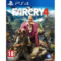 KASET GAMEE PS4 FAR CRY 4 REG 2