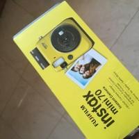Jual Instax mini 70 canary yellow Murah