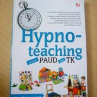 Hypno Teaching Untuk Paud dan TK