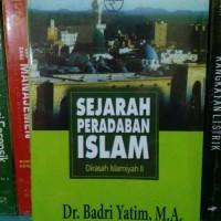 Sejarah Peradaban Islam by. Dr. Badri Yatim