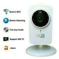 Ip Mini Kamera Wifi CCTV Kamera Keamanan 720P Webcam nirkabel