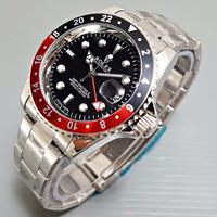 [Ori] Rolex Automatic RXA02, Jam Tangan Rantai Casual Formal Pria ,KW