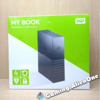 Harga wd my book 4tb hdd hd 4 tb hardisk harddisk eksternal external 3 5 | WIKIPRICE INDONESIA