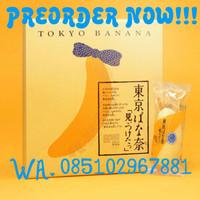 Po Jepang Tokyo Banana Rasa Original Isi 8pcs