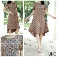baju wanita original Uniqlo ethnic, pakaian wanita, dress, blouse