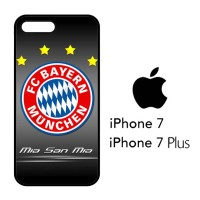 Casing Hp iPhone 7 & iPhone 7 Plus Fc Bayern Munich X4250
