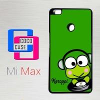 Casing Hp Xiaomi Mi Max keroppi kingdom X4304