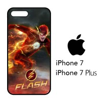 Casing Hp iPhone 7 & iPhone 7 Plus The Flash X4146