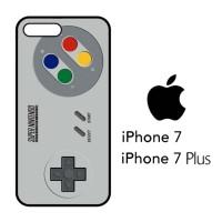Casing Hp iPhone 7 & iPhone 7 Plus SNES Controller X4380