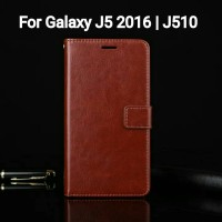 Flip Cover Samsung Galaxy J5 2016 J510 | J52016 Wallet Leather Case