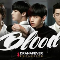 DRAMA KOREA BLOOD DI FLASDISK SANDISK 16GB