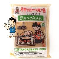 Shinshuichi Enachan Shiro Miso Paste- Pasta Miso- Tauco Putih Jepang